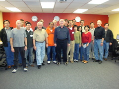 San Jose January 2009 Pro Trader Students