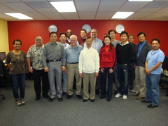 San Jose February 2009 Pro Trader Students