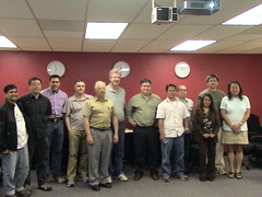 San Jose June 2008 Pro Trader Students