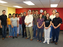 San Jose June 2008 Pro Trader Students