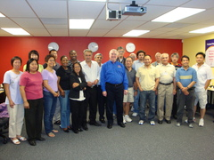 San Jose August 2008 Pro Trader Students