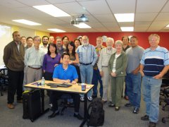 San Jose August 2009 Retake Students Pro Trader Class
