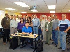 San Jose August 2009 Retake Students Pro Trader Class
