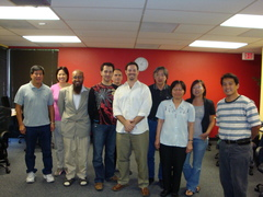 San Jose September 2008 Forex Students