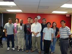 San Jose September 2008 Forex Students