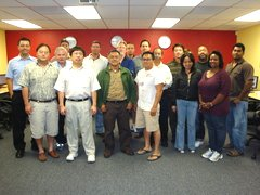 San Jose September 2008 Pro Trader Students