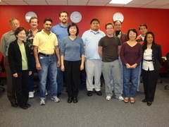 San Jose October 2008 Pro Trader Students
