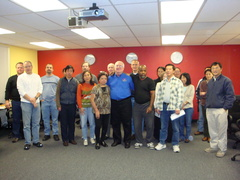 San Jose December 2008 ProActive Investor Students
