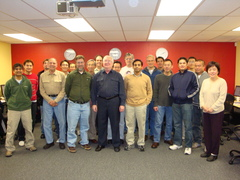 San Jose December 2008 Pro Trader Students
