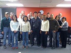 San Jose May 2010 Options Students