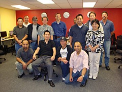 San Jose August 2010 Pro Trader Students