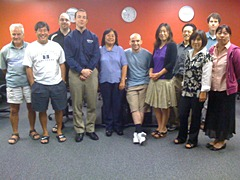 San Jose September 2010 Forex Students