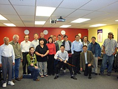 San Jose November 2010 Pro Trader Students