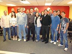 San Jose December 2010 Options Students