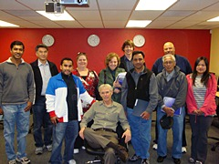 San Jose December 2010 Pro Trader Students