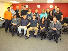 San Jose January 2011 Pro Trader Students