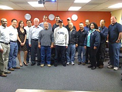 San Jose March 2011 Pro Trader Students