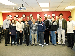 San Jose November 2011 Pro Trader Students