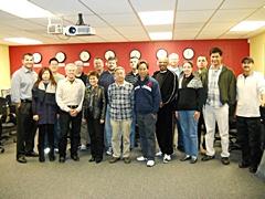 San Jose November 2011 Pro Trader Students