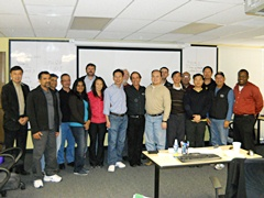 San Jose December 2011 E-minin Students