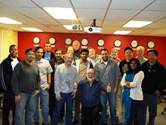 San Jose January 2012 Pro Trader Students