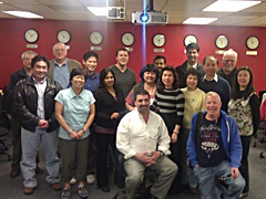 San Jose February 2012 E-minis Students