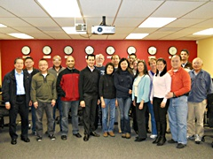 San Jose February 2012 Forex Students
