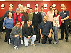 San Jose March 2012 Pro Trader Students