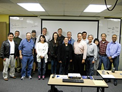 San Jose November 2013 Forex Students