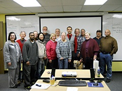 San Jose February 2014 Forex Students
