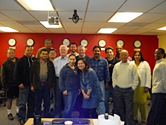 San Jose February 2014 Pro Trader Students