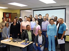 San Jose April 2014 Pro Trader Students