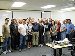 San Jose August 2014 Options Students