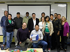 San Jose November 2014 Pro Trader Students