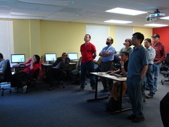 San Jose Students Learning to Trade