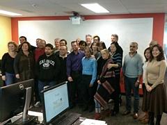 Toronto November 2015 Pro Trader Students