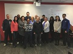 Toronto January 2016 Options Students