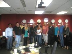 Washington DC June 2009 Forex Students