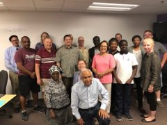 August 2019 Core Strategy Students