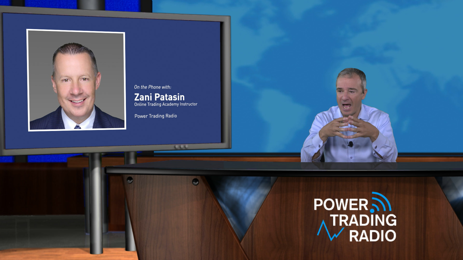 Power Trading Radio - Daily Day Trading and Investing Podcasts